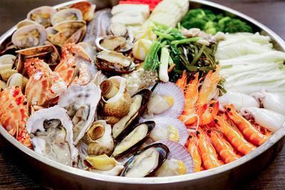 海鲜欢乐汇家庭套餐